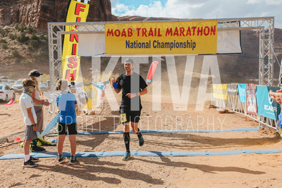 Moab Trail Marathon 2020 Saturday Finish Photos by AKTIVA Sport Photography