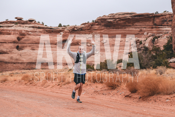 Moab's Red Hot 33k/55k 2021 Event Photos by AKTIVA Sport Photography