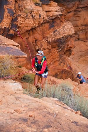 Moab Trail Marathon 2017